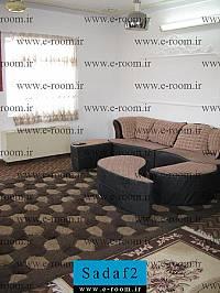 اتاق تلویزیون سوییت ساحلی صدف2 محمودآباد